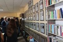 EVRENSEL GAZETESI - Suruç'ta Ölenlerin Anısına Kütüphane Açıldı