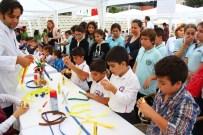 Zeytinburnu Bilgi Evleri Harmoni 3T Bilim Şenliği'nde