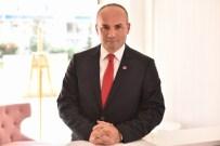 ALI ERDOĞAN - Ali Erdoğan; 'Uşak'a Cesaretli Vekiller Lazım'