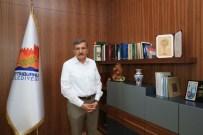 Başkan Aydın Açıklaması 'Bu Ödül Türkiye'nin Nobel'i Gibi'
