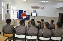 Bilecik'te Jandarmaya Biyokaçakçılık Ve Kaçak Avcılık Semineri Verildi