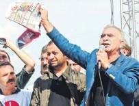 YENİ ASIR GAZETESİ - DİSK'in Ege temsilcisinden provokasyon