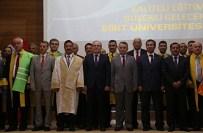METİN ÖZKAN - SİÜ'de Akademik Açılış Yılı Töreni Düzenlendi