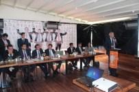 MIKAIL ASLAN - AK Parti Proje Tanıtım Toplantısı Yaptı