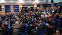 YUSUF SELAHATTIN BEYRIBEY - Eski Sağlık Bakanı Recep Akdağ Kars'ta STK'lar Ve Muhtarlarla Buluştu