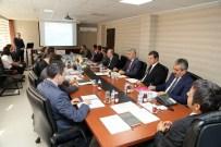 HARŞİT ÇAYI - Gümüşhane'de İl Su Yönetimi Koordinasyon Kurulu Toplandı