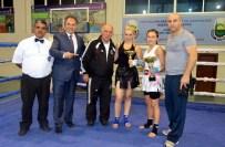 AHMET ARABACı - İlknur Gedik, K-1'De De Şampiyon