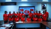 DAĞCI GRUBU - Bursa'dan Kuzey Afrika'ya Sevgi Ve Dostluk Tırmanışı