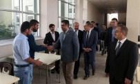 BALKAR - Milletvekili Fırat, Gölbaşı İlçesinde Vatandaşlarla Bir Araya Geldi