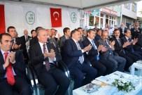 Orman Ve Su İşleri Bakanı Eroğlu Ebru Sanatı Yapıp Cam Üfledi
