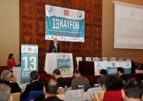 KAYHAN KAVAS - Selçuk'ta Kamu Yönetimi Kongresi Başladı
