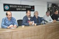 YENİ ASIR GAZETESİ - Sendikalardan 'Yeni Asır'a Saldırı' Açıklaması