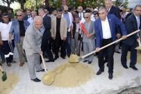 İSMAİL TEPEBAĞLI - Çamlıyayla'da Kanalizasyon İnşaatının Temeli Atıldı