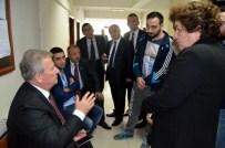 CHP Milletvekili Avukat Haluk Pekşen'den Akçaabat Adliyesi'ne Ziyaret