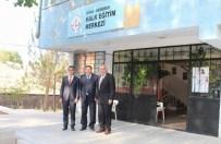 EBRU SANATı - Gemerek Halk Eğitim Merkezinde Kurslar Başlıyor
