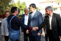 Milletvekili Adayı Ali Özkaya Seçim Çalışmalarına Dazkırı Ve Evciler İle Devam Etti