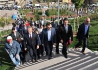Altındağ'da 2 Park Açılışı Yapıldı
