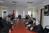 MUHARREM TOZAN - Çilimli OSB Yönetimi Toplandı