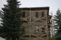 KÜRE KAYMAKAMLIĞI - Tarihi Görünümlü Restorasyon Çalışmaları