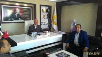 AK Parti Adayı Sağlam, Bayat İlçesini Ziyaret Etti