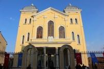 DİNİ ÖZGÜRLÜK - Balkanların En Büyük Sinagogunda Bir İlk Daha