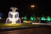 ÇAYKARA CADDESİ - Büyükşehir, Turizm Kenti Erzurum'u Işıl Işıl Aydınlattı