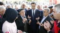 Yozgat Bağımsız Milletvekili Adayı Kayalar, Çekerek'de İlgi İle Karşılandı