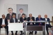 ALI YÜKSEL KAVUŞTU - AK Parti Kargı'da Muhtarlarla Bir Araya Geldi
