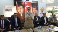AK Parti Malatya Milletvekili Öznur Çalık, Doğanyol Ve Pütürge İlçelerini Ziyaret Etti