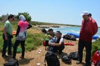 SARıKEMER - Aydın'da 38 Suriyeli Sığınmacı Yakalandı