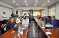 GÜLISTAN AKEL - Batman'da Belediye Başkanvekilliğine DBP'li Kaytar Getirildi