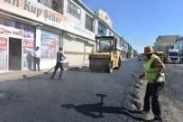 MUSA ANTER - Diyarbakır'da Asfaltlama Çalışmaları Devam Ediyor