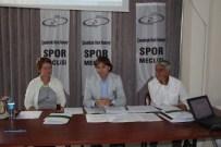 SıTKı DAĞ - Kent Konseyi Spor Meclisi Genel Kurulu Yapıldı