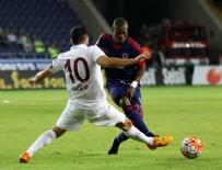 MERSIN - Trabzonspor, Mersin İdman Yurdu'na 3-2 mağlup oldu