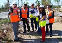 ASAD - Pakistan, Kasım Ayında Bahçe Yapımına Başlayacak