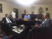 ABDULLAH ASLAN - AK Parti'den Türkiye Gazetesi Ve İHA'ya Ziyaret