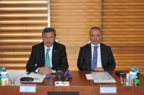 AFYONKARAHISAR TICARET VE SANAYI ODASı - Frigküm Birliği'nin Meclis Toplantısı Afyonkarahisar'da Gerçekleştirildi