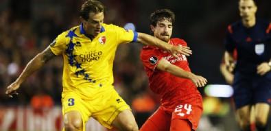 Liverpool'da şok kayıp!