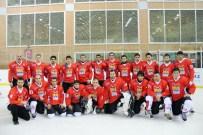 Zeytinburnu Belediyesi Buz Hokeyi Takımı Avrupa Arenasına Çıkıyor