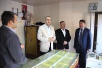 AK Parti Adayları Tunç Ve Bensiz Kurucaşile'yi Ziyaret Etti