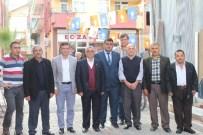 KOZCAĞıZ - AK Parti Kozcağız Teşkilatında Görev Değişimi