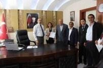 TELSIM - Altınyayla Yüksekokulu İçin Tapu Devri Yapıldı