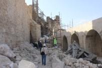KOMMAGENE - Eşsiz Eser Yeni Kale'de Yeni Odalar Ortaya Çıktı
