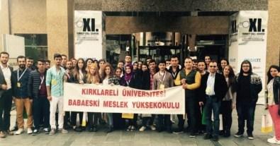 KLÜ Öğrencileri 'Özel Sektör Tecrübesi' Kazandı