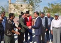AHMET ÖZDOĞAN - Milletvekili Adayı Özdoğan Çalışmalarını Sürdürüyor