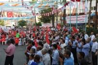 İSMAİL TEPEBAĞLI - Tarsus'ta Toplu Açılış