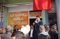 KOZCAĞıZ - AK Parti Kozcağız Seçim Bürosunun Açılışı Yapıldı
