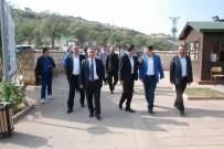 AK Parti'li Milletvekili Adaylarından Eğil Çıkarması