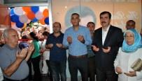 MEHMET ERDEM - Aydın Efeler'de AK Parti Seçim Bürosu Açıldı