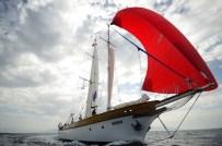 EMRE KARAYEL - Bodrum Cup Rüzgarla Sürüyor